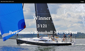 J121 SAILBestBoats Video